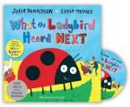 WHAT THE LADYBIRD HEARD NEXT (+ CD) Paperback