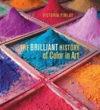 BRILLIANT HISTORY OF COLΟUR IN ART  CLOTH BOOK