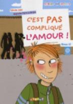 ADL : C'EST PAS COMPLIQUE L'AMOUR A2 (+ CD)