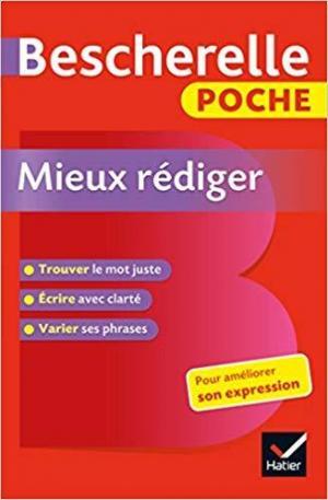 BESCHERELLE POCHE MIEUX REDIGER N/E