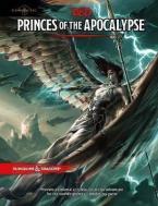 DUNGEONS & DRAGONS: PRINCES OF APOCALYPSE  HC