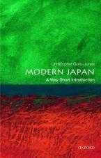 VERY SHORT INTRODUCTIONS : MODERN JAPAN Paperback A FORMAT