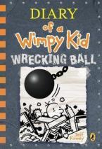 DIARY OF A WIMPY KID 14: WRECKING BALL HC