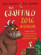 THE GRUFFALO ANNUAL 2016 HC