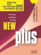 NEW PLUS FCE TEACHER'S BOOK  2015 UPDATED