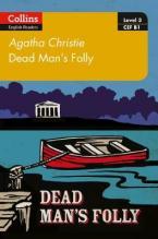 DEAD MAN'S FOLLY  Paperback