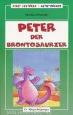 SL-AB 0: PETER DER BRONTOSAURIER (+ CD)