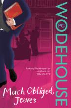MUCH OBLIGED, JEEVES Paperback