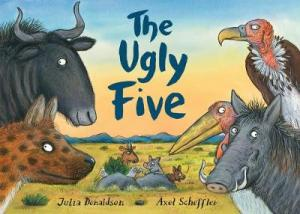 THE UGLY FIVE  HC