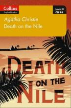 DEATH ON THE NILE  Paperback