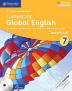 CAMBRIDGE GLOBAL ENGLISH STAGE 7 STUDENT'S BOOK (+CD)