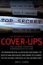 THE MAMMOTH BOOK OFCOVER-UPS Paperback B FORMAT