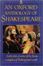 AN OXFORD ANTHOLOGY OF SHAKESPEARE Paperback B FORMAT