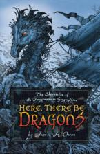 CHRONICLES OF THE IMAGINARIUM GEOGRAPHICA 1: HERE, THERE BE DRAGONS Paperback B FORMAT