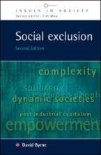 SOCIAL EXCLUSION Paperback