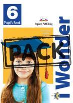 iWONDER 6 Student's Book (+ IEBOOK)