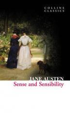 COLLINS CLASSICS : SENSE AND SENSIBILITY Paperback A FORMAT