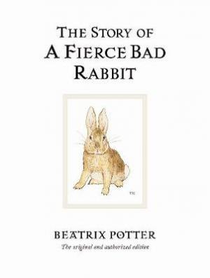 THE WORLD OF BEATRIX POTTER 20: THE STORY OF A FIERCE BAD RABBIT HC MINI