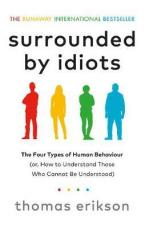 SURROUNDED BY IDIOTS Paperback