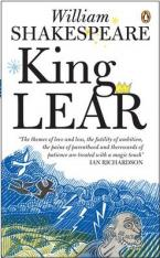 KING LEAR Paperback A FORMAT