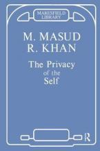 THE PRIVACY OF THE SELF
