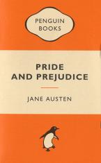 PENGUIN MERCHANDISE BOOKS : PRIDE AND PREJUDICE Paperback A FORMAT