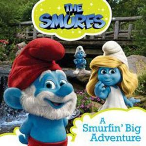 THE SMURFS : THE SMURFIN' BIG ADVENTURE Paperback