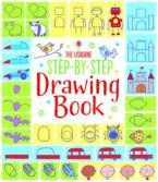 USBORNE BIG STEP BY STEP DRAWING BOOK