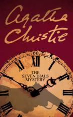 THE SEVEN DIALS MYSTERY Paperback A FORMAT