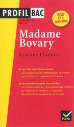PROFIL D'UNE OEUVRE MADAME BOVARY FLAUBERT Paperback