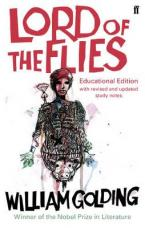 THE LORD OF THE FLIES Paperback FABER EDUCATIONAL EDITION Paperback B FORMAT