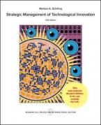 STRATEGIC MANAGEMENT OF TECHNOLOGICAL INNOVATION Paperback