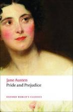 OXFORD WORLD CLASSICS : PRIDE AND PREJUDICE Paperback B FORMAT