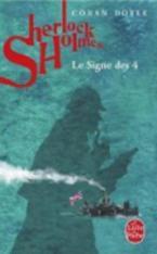 LE SIGNE DES 4 - (SHERLOCK HOLMES) POCHE
