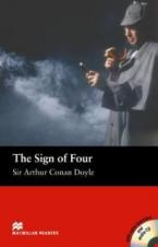 MACM.READERS : THE SIGN OF FOUR INTERMEDIATE (+ CD)