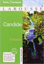 CLASSIQUES LAROUSSE: CANDIDE (TEXTE INTEGRAL) POCHE