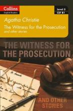 WITNESS FOR THE PROSECUTION AND OTHER STORIES :B1  Paperback