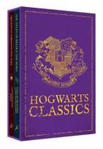 THE HOGWARTS CLASSICS BOX SET  HC BBK BOX SET