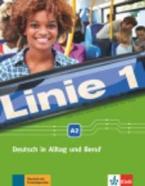LINIE 1 A2 KURSBUCH & ARBEITSBUCH (+ DVD-ROM)