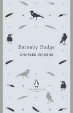 PENGUIN ENGLISH LIBRARY : BARNABY RUDGE Paperback B FORMAT