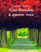 UNE HISTOIRE A QUATRE VOIX  POCHE