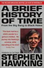 A BRIEF HISTORY OF TIME FROM THE BING BANG TO BLACK HOLES Paperback
