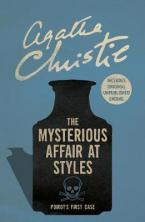 A MYSTERIOUS AFFAIR AT STYLES Paperback