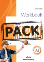 NEW ENTERPRISE A2 WORKBOOK (+ DIGIBOOKS APP)