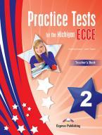 PRACTICE TESTS 2 ECCE TEACHER'S BOOK  (+ DIGIBOOKS APP) 2013 FORMAT