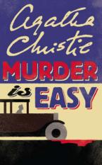 MURDER IS EASY Paperback A FORMAT