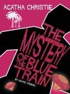 THE MYSTERY OF THE BLUE TRAIN COMIC STRIP HC