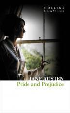COLLINS CLASSICS : PRIDE AND PREJUDICE Paperback A FORMAT