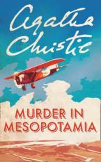 MURDER IN MESOPOTAMIA Paperback A FORMAT