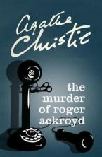 THE MURDER OF ROGER ACKROYD  Paperback
